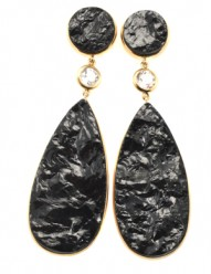 black tourmaline earrings300