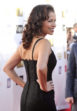 Gloria Ruben at the Critics Choice Awards in 2013